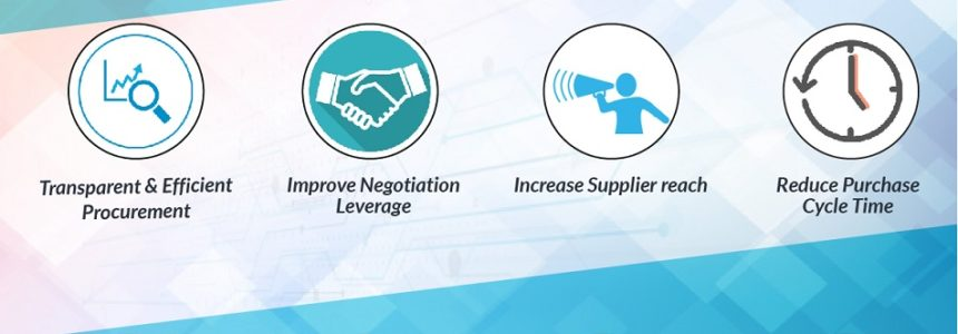What are the benefits of e-Procurement ?